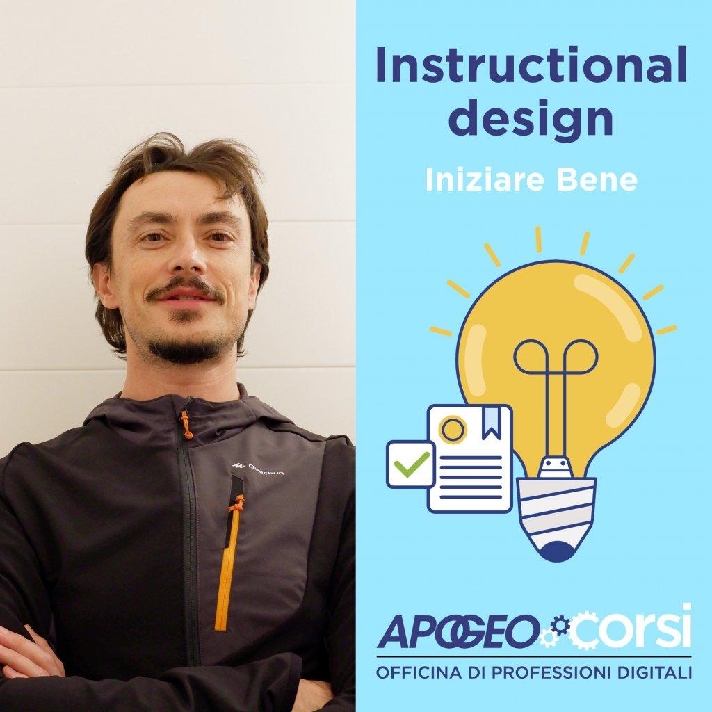 Instructional Designer - Il corso